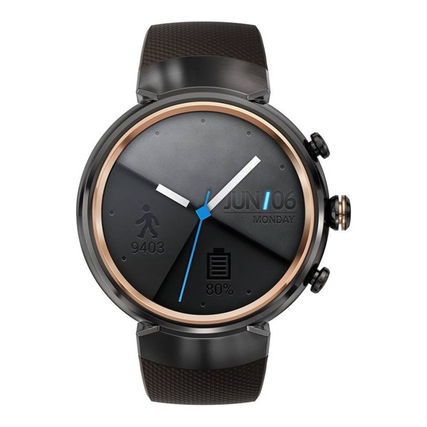 Picture of ASUS ZenWatch 3 (WI503Q) Smart Watch - Black