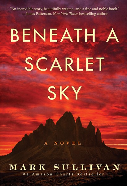 Picture of Beneath a Scarlet Sky